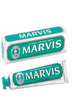Marvis Tandkräm, Classic Strong Mint 75ml
