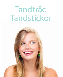 Tandtråd/Tandstickor