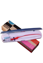 Clean Brush, etui med UV-C ljus