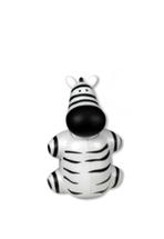 Tandborsthållare Zebra